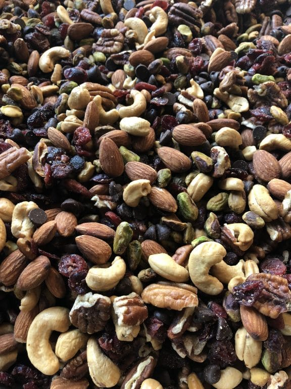 Nut Mix Detail